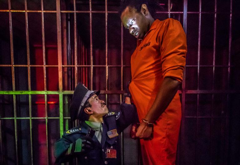 Par où doit passer ce prisonnier pour s'évader ?