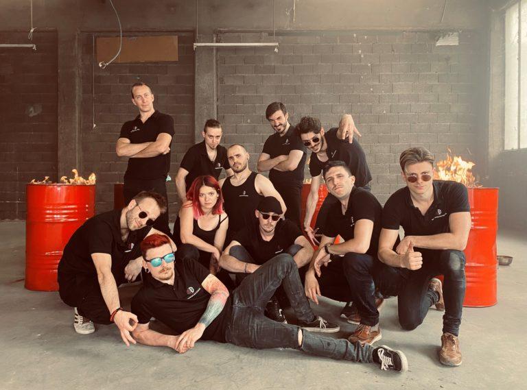 L'équipe Mission Evasion organise un clash de rap
