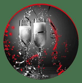 Coupe de champagne, comment feter son anniversaire dans un escape game à lyon