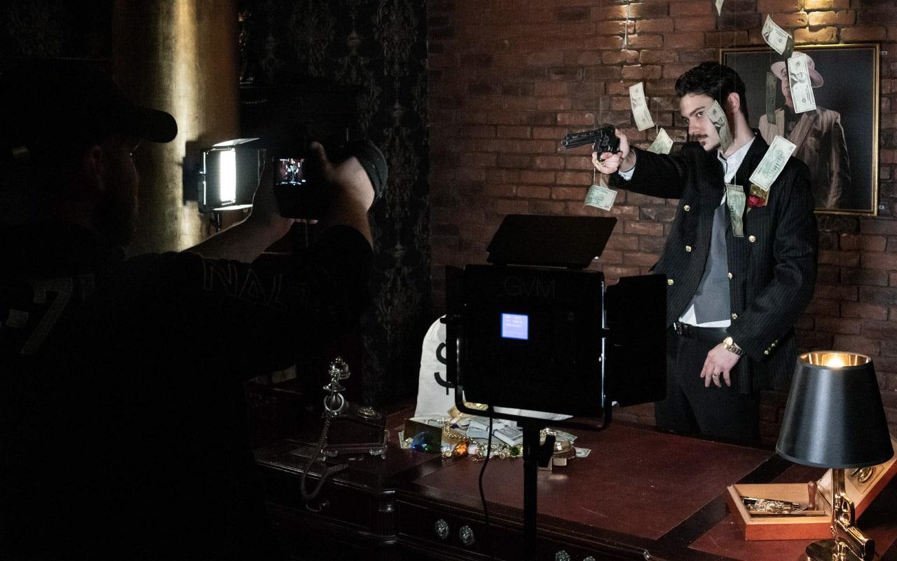 clip vidéo et studio de tournage à lyon - témoignage de société de production